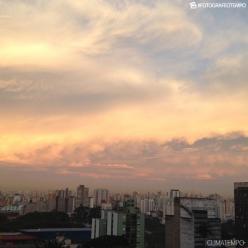 Por que não tem feito muito calor em São Paulo em outubro?