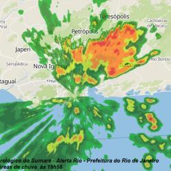 SP tem mais pancadas de chuva nesta segunda