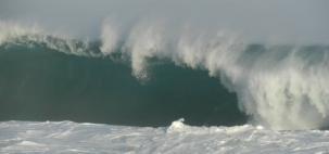 Mar fica muito agitado no Sul e no Sudeste nos próximos dias