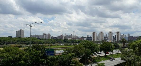 Sábado úmido e frio na Grande São Paulo