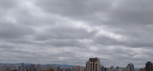 São Paulo tem fim de semana frio