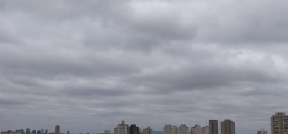 Previsão de mais chuva em Brasília essa semana
