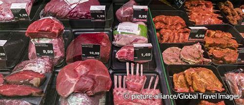 Estudo diz que comer menos carne pode evitar mudanças climáticas