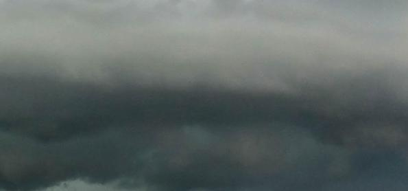Risco de temporal é alto no Sul do BR