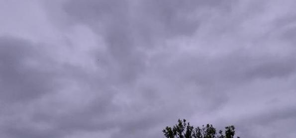 Chegada de frente fria aumenta o risco de temporais no RJ