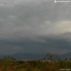 Oeste da Bahia volta a registrar chuva forte