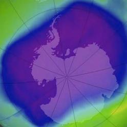 Camada de ozônio pode estar recuperada até meados deste século