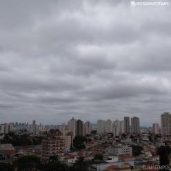 Semana começa úmida no leste de SP e no RJ