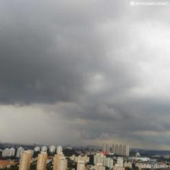 Chuva de novembro já superou a média em Brasília