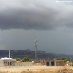 Instabilidade aumenta sobre a Bahia, Maranhão e Piauí