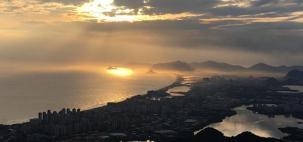 Novembro com muita chuva no Rio de Janeiro