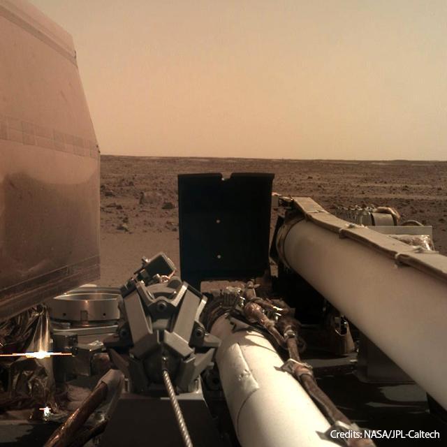 Insight vai olhar para dentro de Marte_post