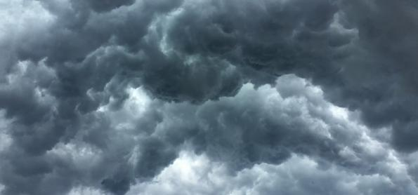 Grandes acumulados de chuva no Rio Grande do Sul