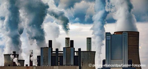 Mundo se distancia da meta climática