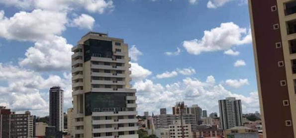 Calorão em São Paulo diminui no feriado