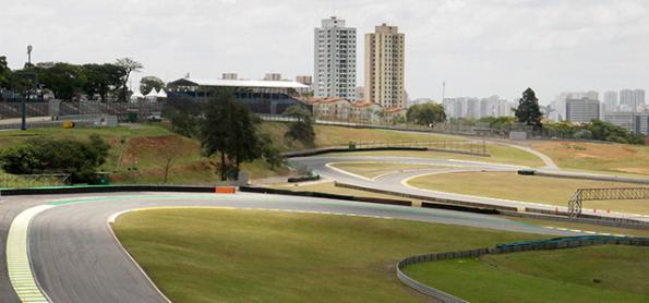Tempo instável em SP agita os treinos do GP de Fórmula 1