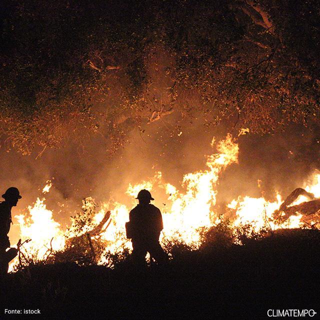 Incêndio_Califórnia