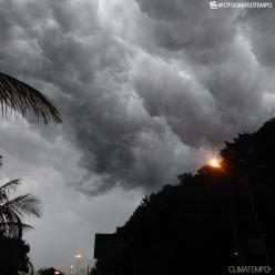 Região Sudeste tem mais temporais até o fim da semana