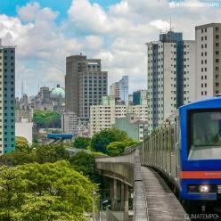 Alerta de temporais no estado de São Paulo