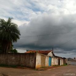 Muita chuva no Norte do Brasil