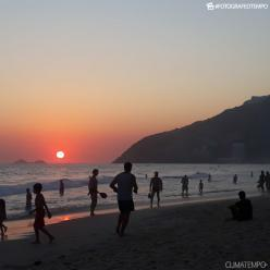 Rio de Janeiro chega aos 40°C e bate recorde de calor