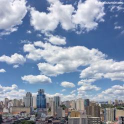 Cidade do sul de SP registra quase 40°C