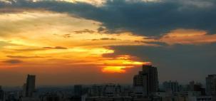 São Paulo bate recorde de calor pelo 2º dia consecutivo