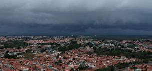 ZCIT estimula as pancadas de chuva na costa norte do Nordeste