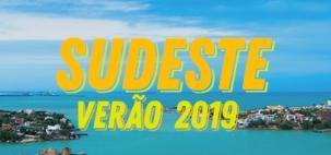 Região Sudeste - tendência climática para  o verão 2019