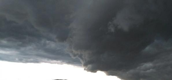 Chuva volumosa deixa SC e PR com risco de deslizamento