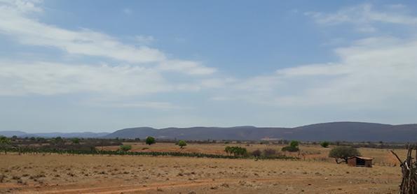 2ª quinzena de Outubro começa seca na maior parte do Nordeste