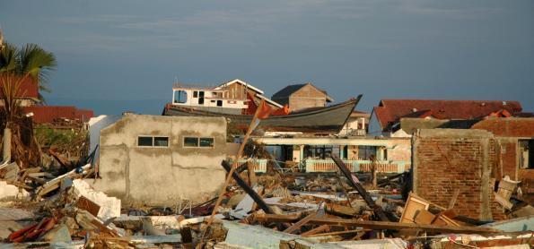 Tsunamis não causados por terremoto são difíceis de prever
