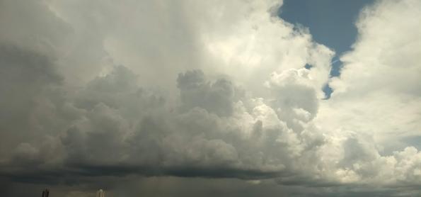 Chuva forte não dá trégua ao Norte do Brasil
