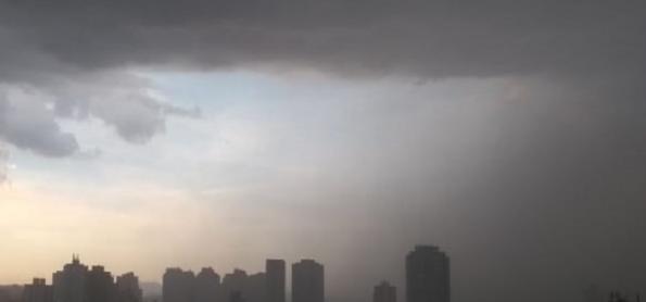 Grande SP em atenção para chuva forte e alagamentos