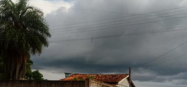 ZCIT estimula as pancadas de chuva na costa norte do Nordeste