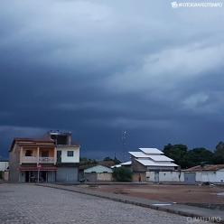 Municípios do oeste de MG recebem 40 mm de chuva