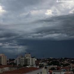 Muita chuva entre São Paulo, Campinas e Sorocaba