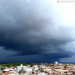 Belém vai continuar com chuva forte no fim de semana
