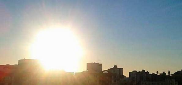 Região Sul tem final de semana de sol