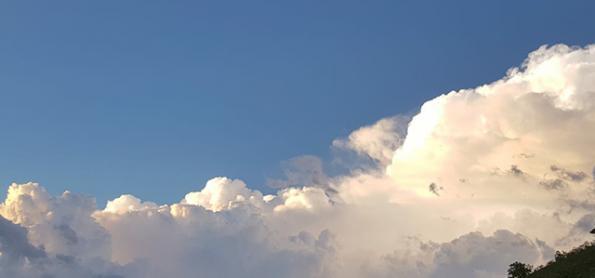 Chance de chuva aumenta sobre o RJ nos próximos dias