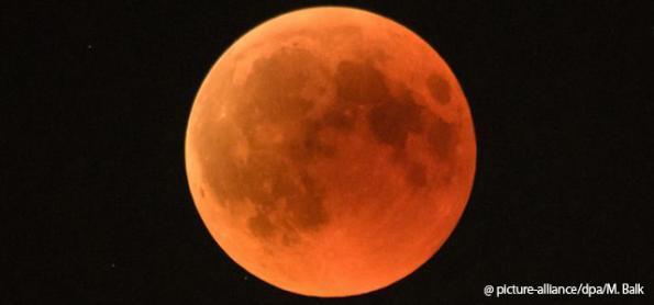 Prepare-se para o único eclipse lunar total de 2019