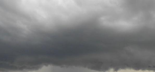 Alerta para chuva volumosa na Região Sul