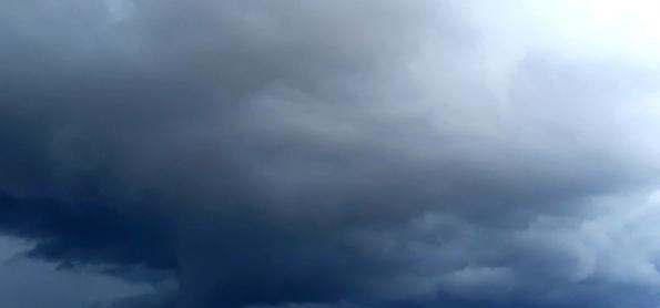 Previsão de chuva forte para o Nordeste