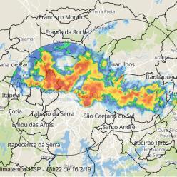 Nordeste ainda tem chuva frequente nos próximos dias