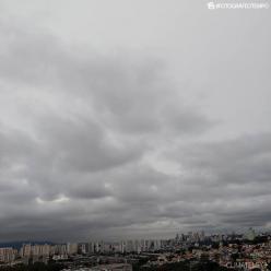 Chuva perde força e temperatura segue baixa no leste paulista