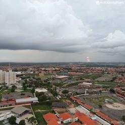Calor e umidade vão favorecer o crescimento de nuvens no CO