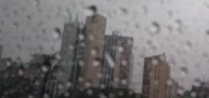 Muita chuva na Grande São Paulo