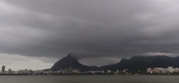 Balanço da chuva no Rio de Janeiro em 21/2/2020