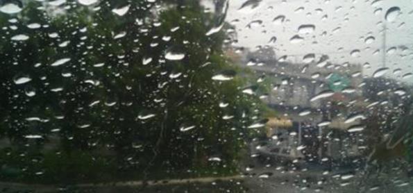 Fortes pancadas de chuva ocorrem sobre SP