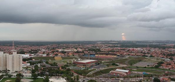 Litoral do Maranhão em alerta para chuva forte